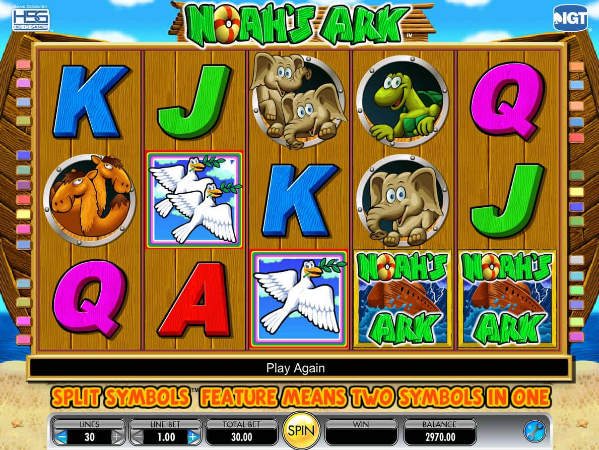 Noah Ark Game Free Online