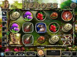 A pictore of the free slot Nordic Heroes