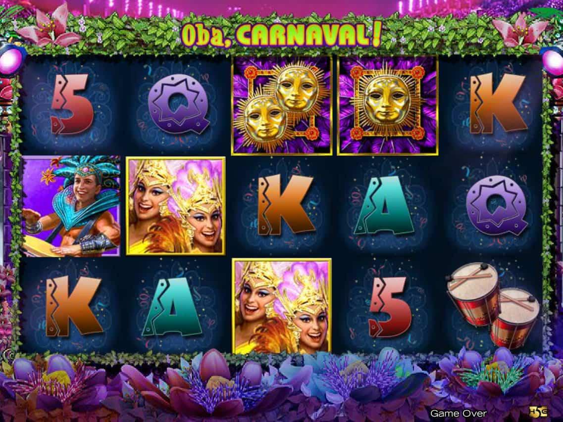 Carnaval cash slot machine online Derinkuyu