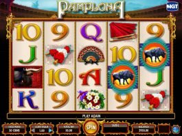Free casino slot Pamplona