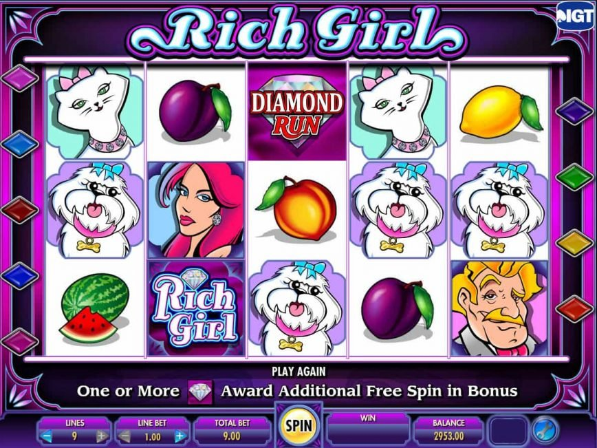 Rich girl games free