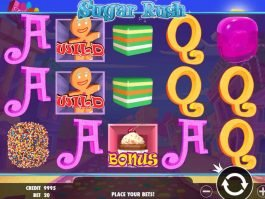 Online casino free game Sugar Rush