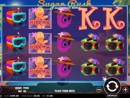 Online free slot Sugar Rush Summer Time