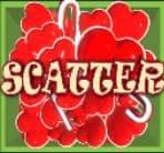 Scatter symbol of Sugar Rush Valentine¨s Day slot