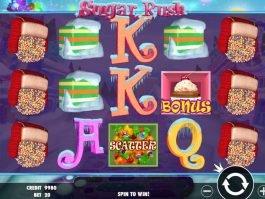 A picture of the casino free slot Sugar Rush Winter