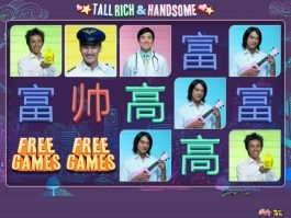 Tall, Rich and Handsome slot by High 5 Games