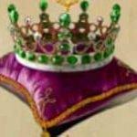 Scatter-Symbol vom The Empress Josephine Online-Slot