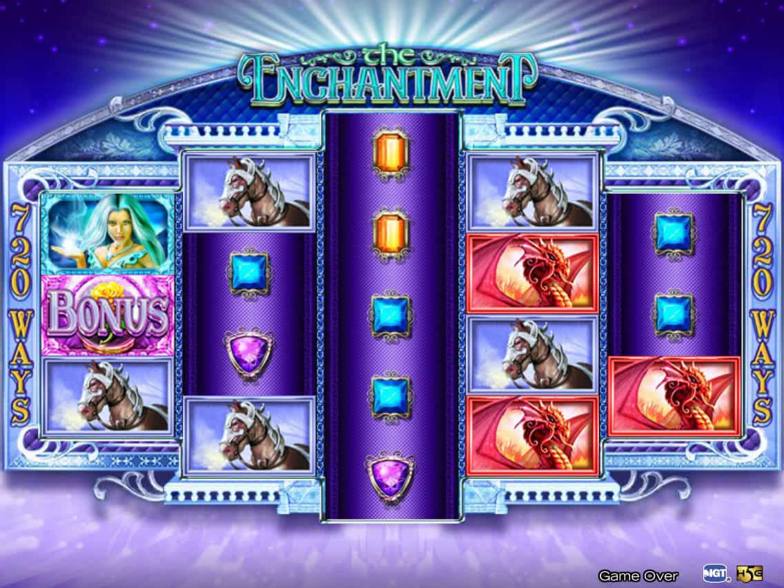 Enchants By Slot