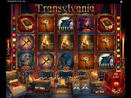 A picture of the free online game Transylvania