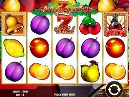 The casino online slot Wild Sevens