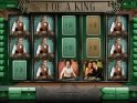 Play free casino slot 4 of a King