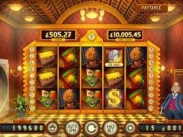 Bank Walt free casino game with no deposit