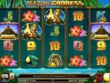 Blazing Goddess free slot machine