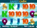 Slot machine Candy Cash online with no deposit