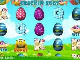 Crackin' Eggs free slot machine online