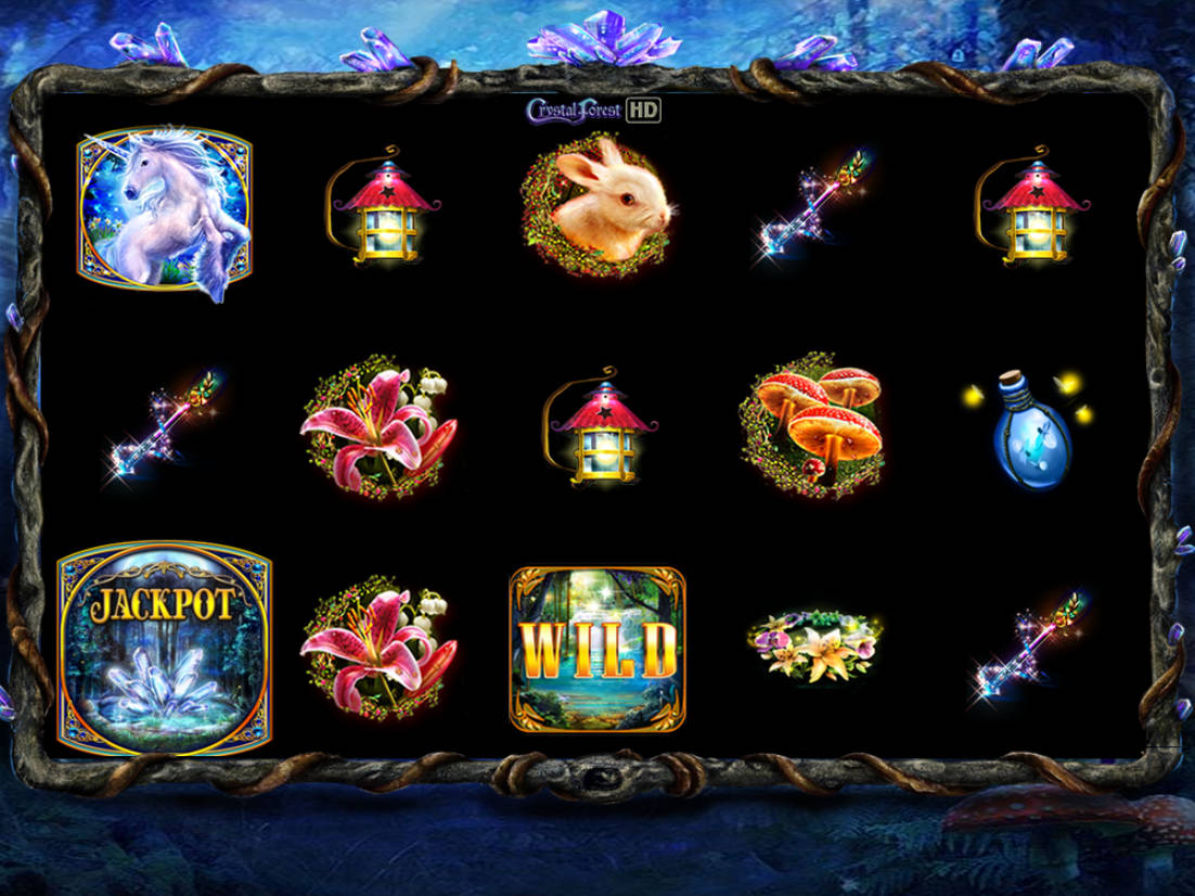 Spiele Crystal Forest - Video Slots Online