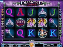 Free slot game Diamond Queen online
