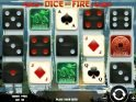 Online casino game Dice and Fire