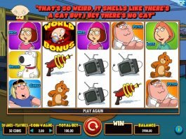 Online slot for fun Family Guy