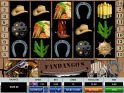 Fandango's online free casino game
