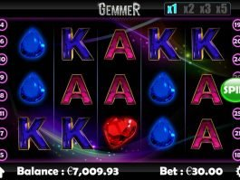 Picture of slot game Gemmer