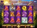 Play free slot game Golden Goddess for free