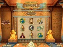 No deposit game Golden Pyramid for fun