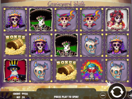 Play casino free slot Graveyard Shift for fun