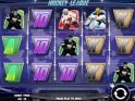 Play free casino game Hockey League for fun