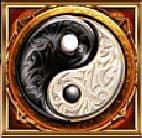 Scatter în jocul de aparate online Jade Heaven