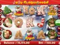 Play slot machine Jolly Gingerbread