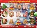 Play slot machine Jolly Gingerbread