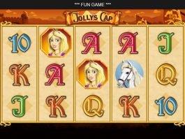 Casino free game Jolly's Cap