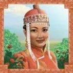 Symbol scatter - Mongol Treasures online free game