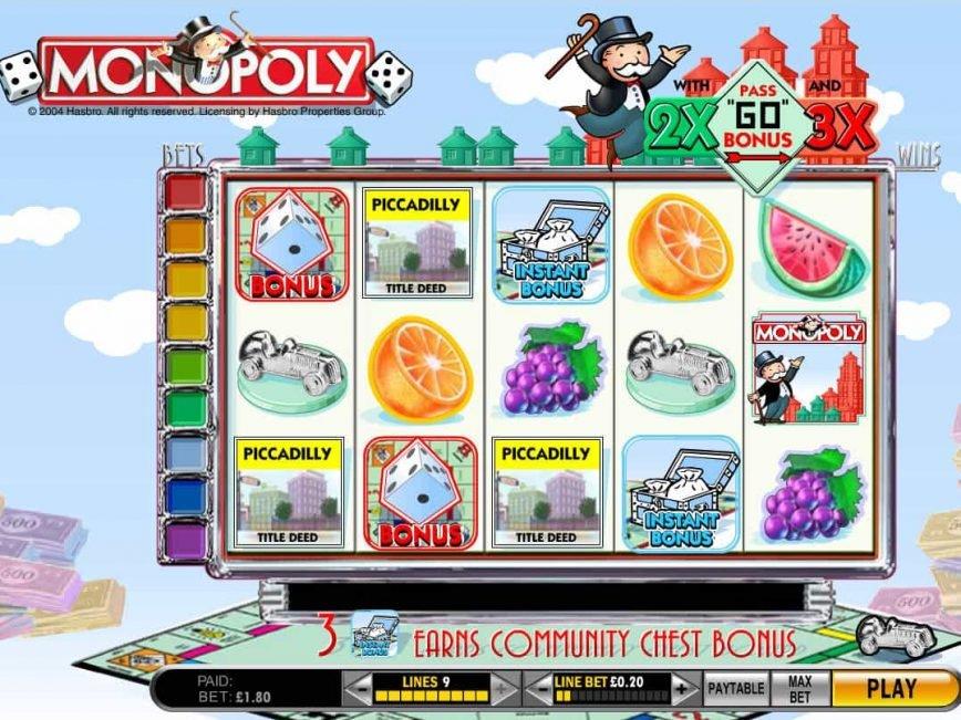 online casino bonus slots games