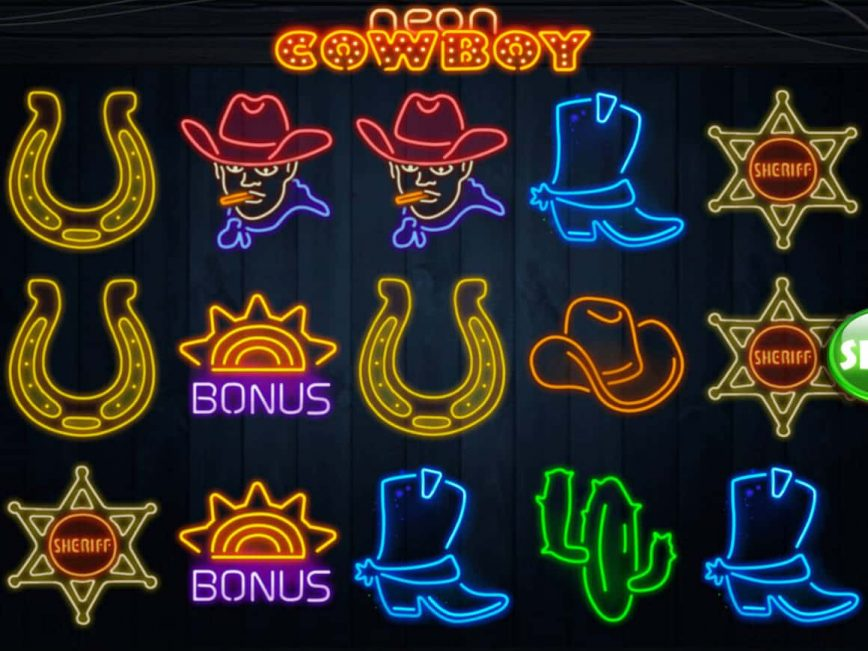 No download game Neon Cowboy online