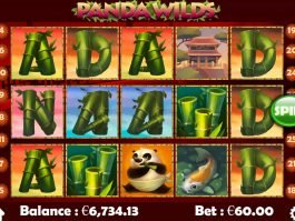 No download game Panda Wilds online