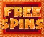 Symbol of free spins - Pinata Pop