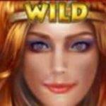 Wild-Symbol des kostenlosen Automatenspiels Queen of Legends
