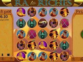 Spin casino free game Ra to Riches