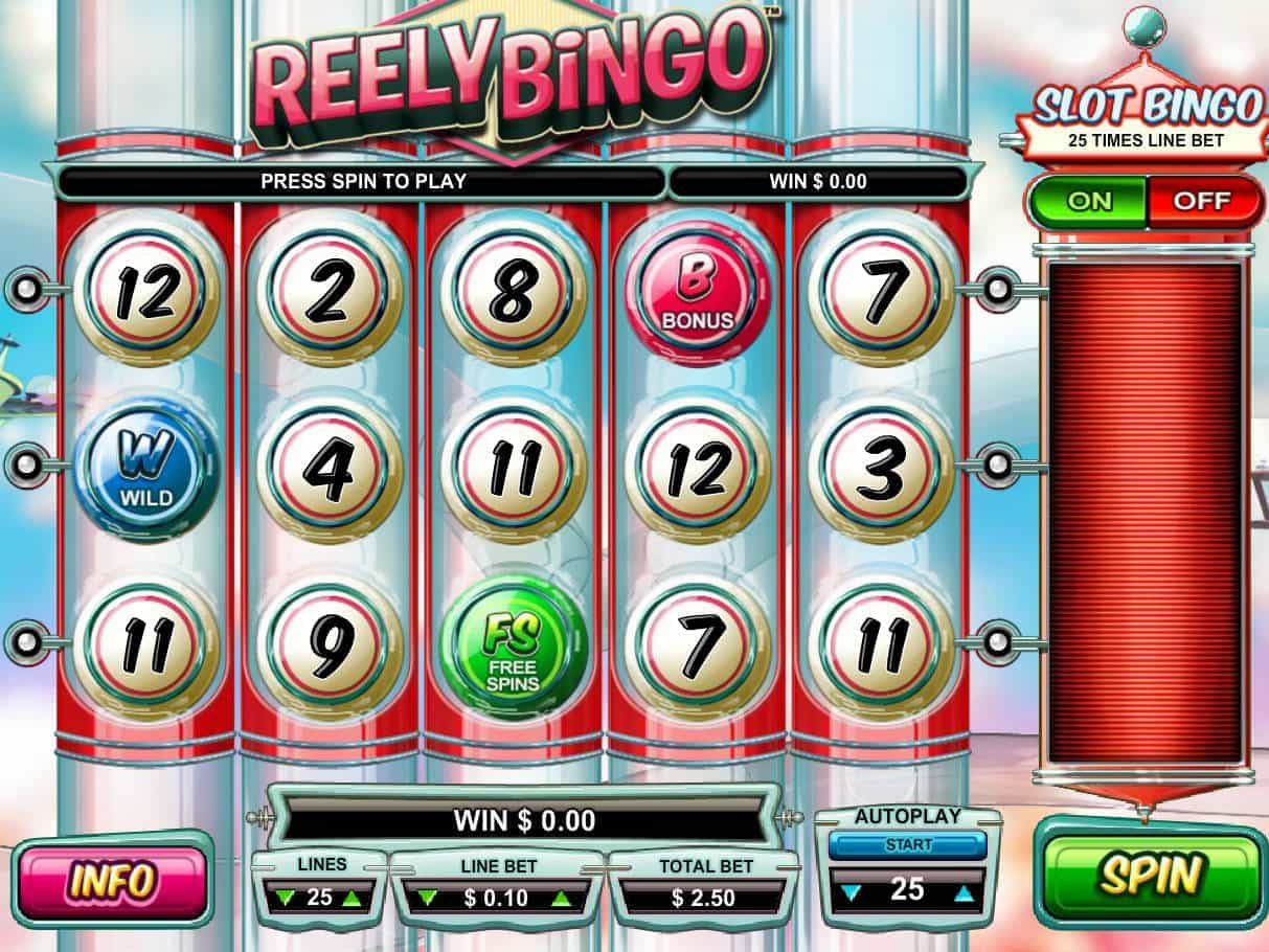 Online Bingo And Slots