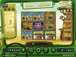 Safari online slot machine for free