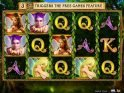 Online slot game Secrets of the Forest