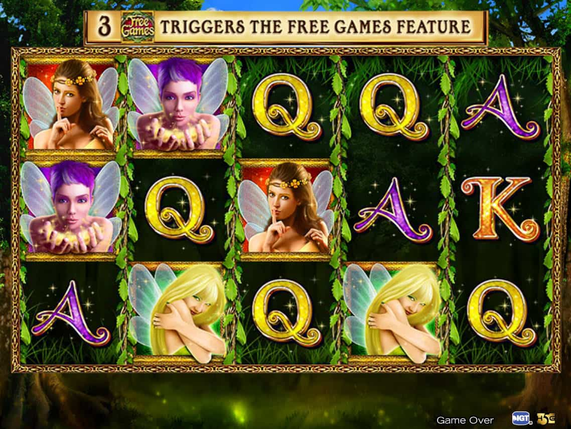Secrets of the Forest Online Slot Review