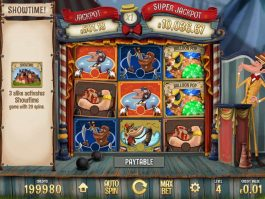 Play free slot game Side Show