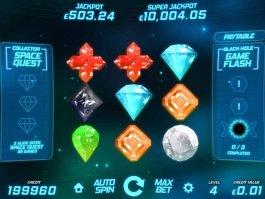 No registration game Space Gems online