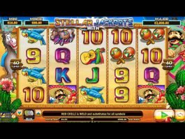 Online slot Stellar Jackpot with Chilli Gold x2