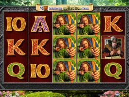 The Legend of Robin and Marian free slot game