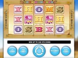 Online casino game Tres Hombres no deposit