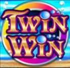 Simbol wild of casino slot game Twin Win